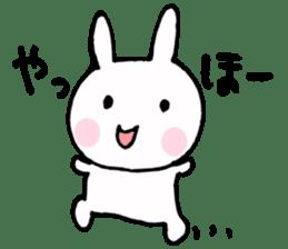 The Rabbit-chan sticker #2469649