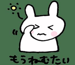 The Rabbit-chan sticker #2469651