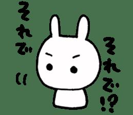 The Rabbit-chan sticker #2469656