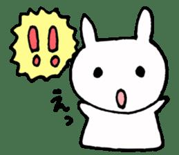 The Rabbit-chan sticker #2469657