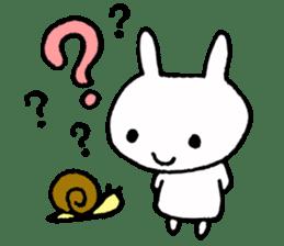 The Rabbit-chan sticker #2469661