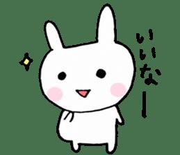 The Rabbit-chan sticker #2469671
