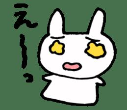 The Rabbit-chan sticker #2469674