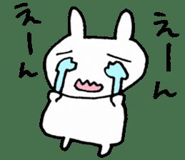 The Rabbit-chan sticker #2469675