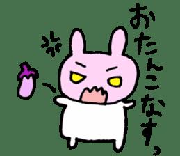 The Rabbit-chan sticker #2469677
