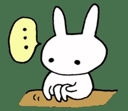 The Rabbit-chan sticker #2469679