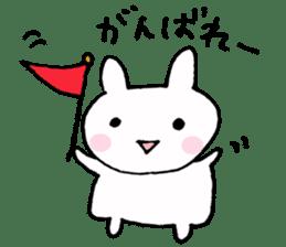 The Rabbit-chan sticker #2469687