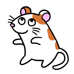 Pleasant Rats sticker