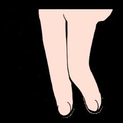 yubi-ashi