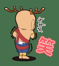 """""""sentokun"""" official Sticker sticker #2493906"""