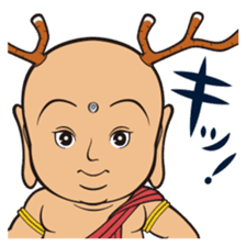 """""""sentokun"""" official Sticker sticker #2493912"""