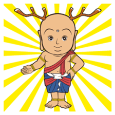 """""""sentokun"""" official Sticker sticker #2493924"""