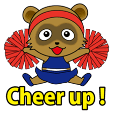 Daily life of active kid (English) sticker #2495948