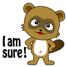 Daily life of active kid (English) sticker #2495951