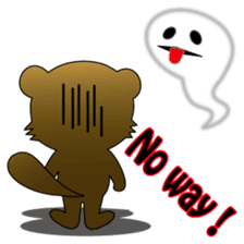 Daily life of active kid (English) sticker #2495953