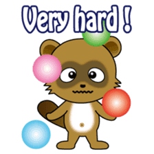 Daily life of active kid (English) sticker #2495959