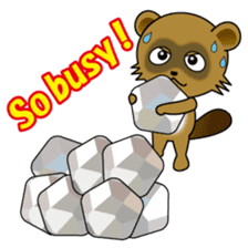 Daily life of active kid (English) sticker #2495960