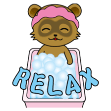 Daily life of active kid (English) sticker #2495962
