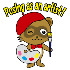 Daily life of active kid (English) sticker #2495971