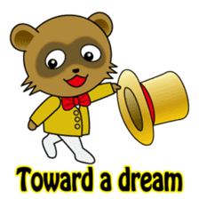 Daily life of active kid (English) sticker #2495980