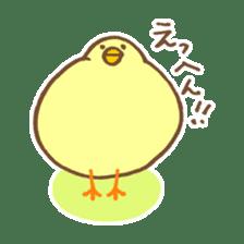 chicken days sticker #2498166