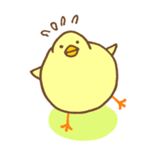chicken days sticker #2498167