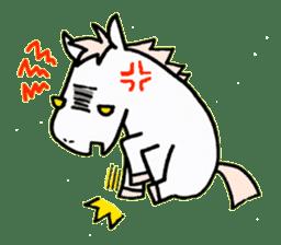 Pony Riders English version sticker #2498766
