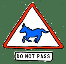 Pony Riders English version sticker #2498802