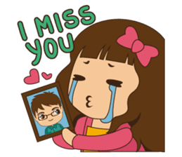 Our Love Story sticker #2507453