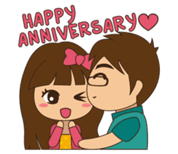 Our Love Story sticker #2507471