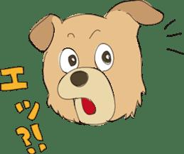 Kung Fu Dog sticker #2512779