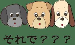 Kung Fu Dog sticker #2512791