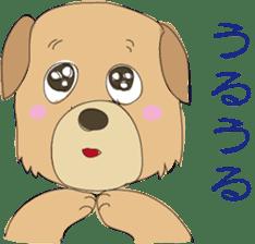 Kung Fu Dog sticker #2512793