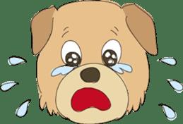 Kung Fu Dog sticker #2512800