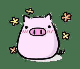 pig2 sticker #2513605