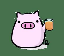 pig2 sticker #2513607