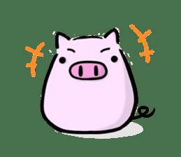 pig2 sticker #2513608