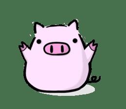 pig2 sticker #2513611