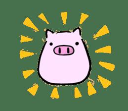 pig2 sticker #2513612