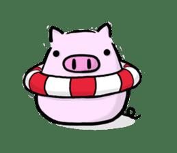 pig2 sticker #2513616