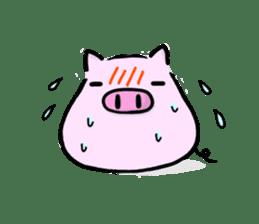 pig2 sticker #2513619