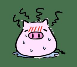 pig2 sticker #2513620
