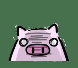 pig2 sticker #2513621