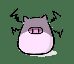 pig2 sticker #2513623