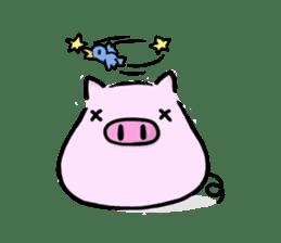 pig2 sticker #2513624