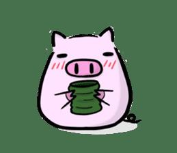 pig2 sticker #2513629