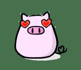 pig2 sticker #2513630