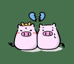 pig2 sticker #2513632