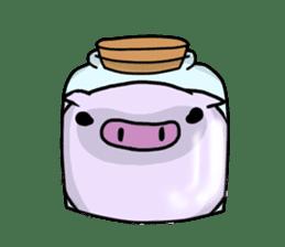 pig2 sticker #2513639