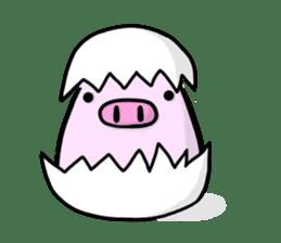 pig2 sticker #2513641